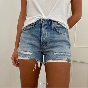 GRLFRND Helena shorts size 26